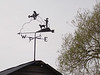 Another weathervane in the village