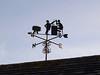 The pub weathervane