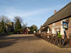 The excellent Langton Arms, Tarrant Monkton