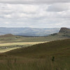 Our first view of Isandhlwana kopje from the hidden route that the main zulu force used.