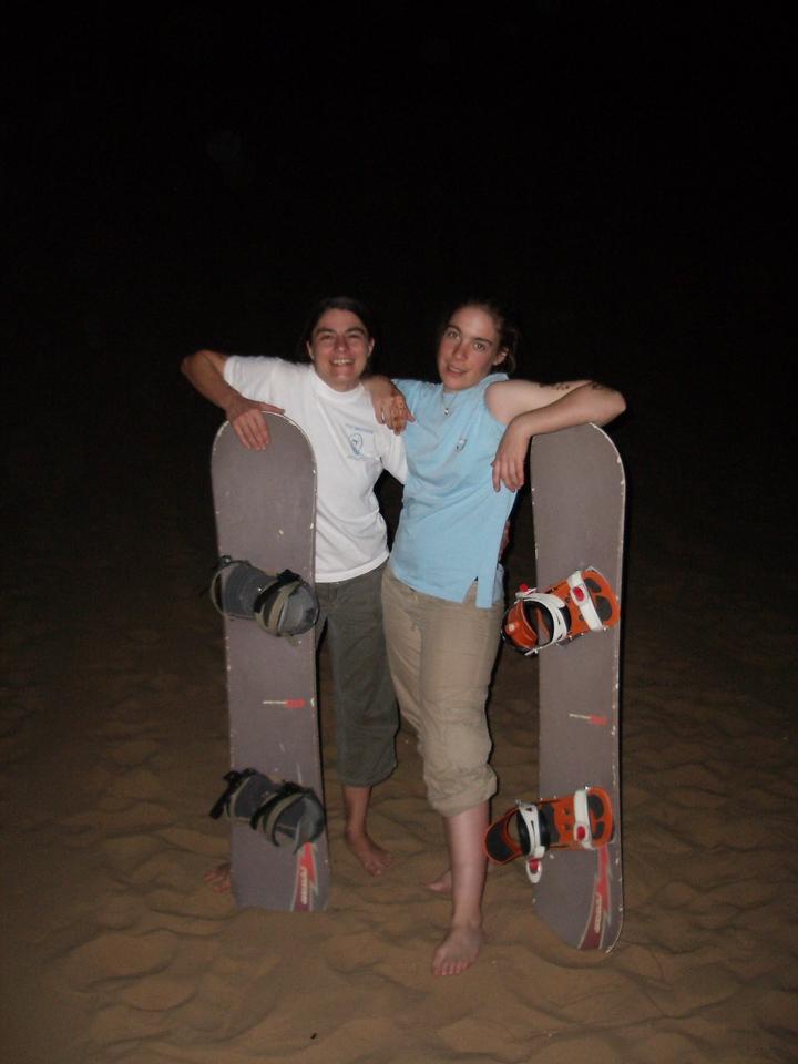 032 Night Surfing