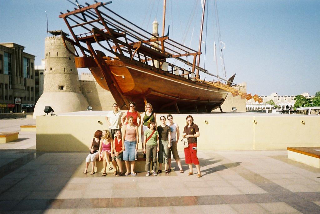 008 Dubai Museum