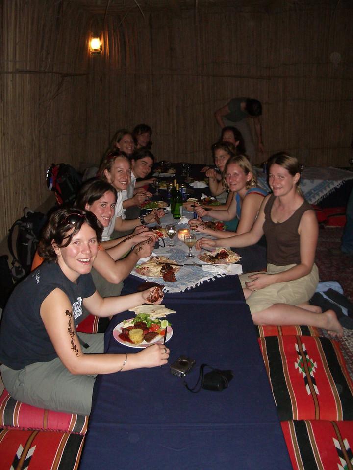 030 Dinner in the Desert