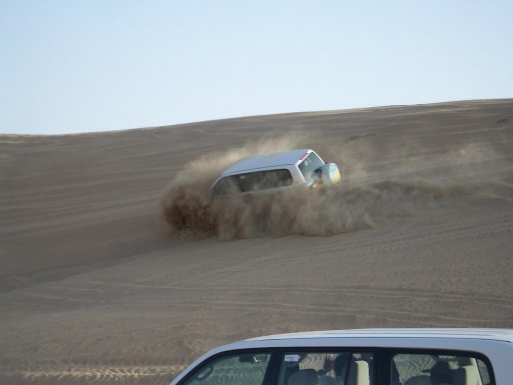 020 Dune Ride
