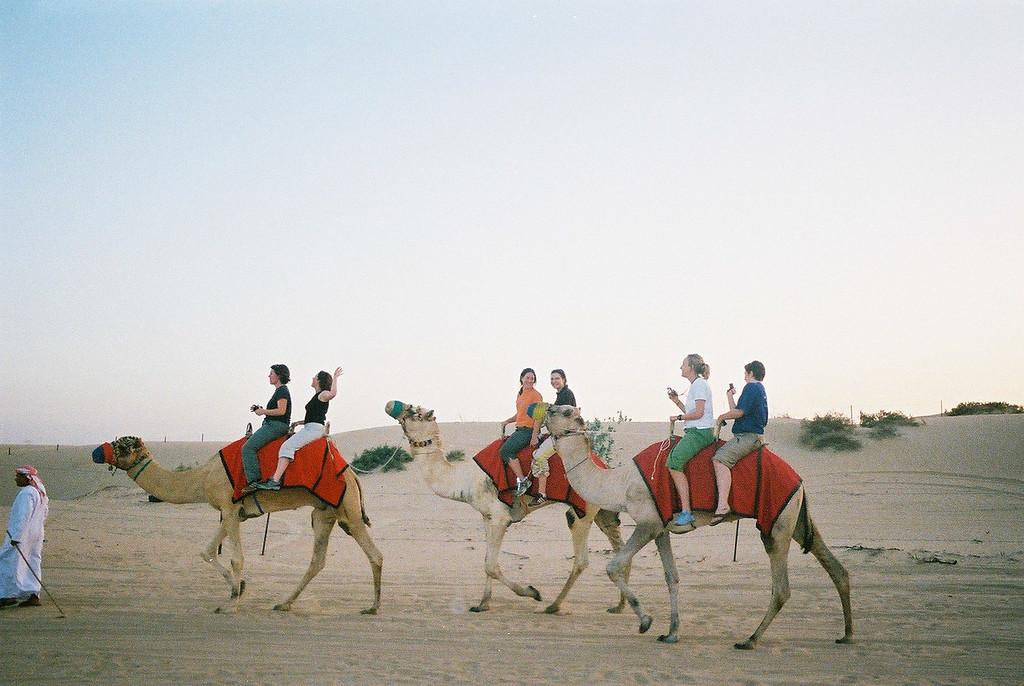 025 Camel Riding