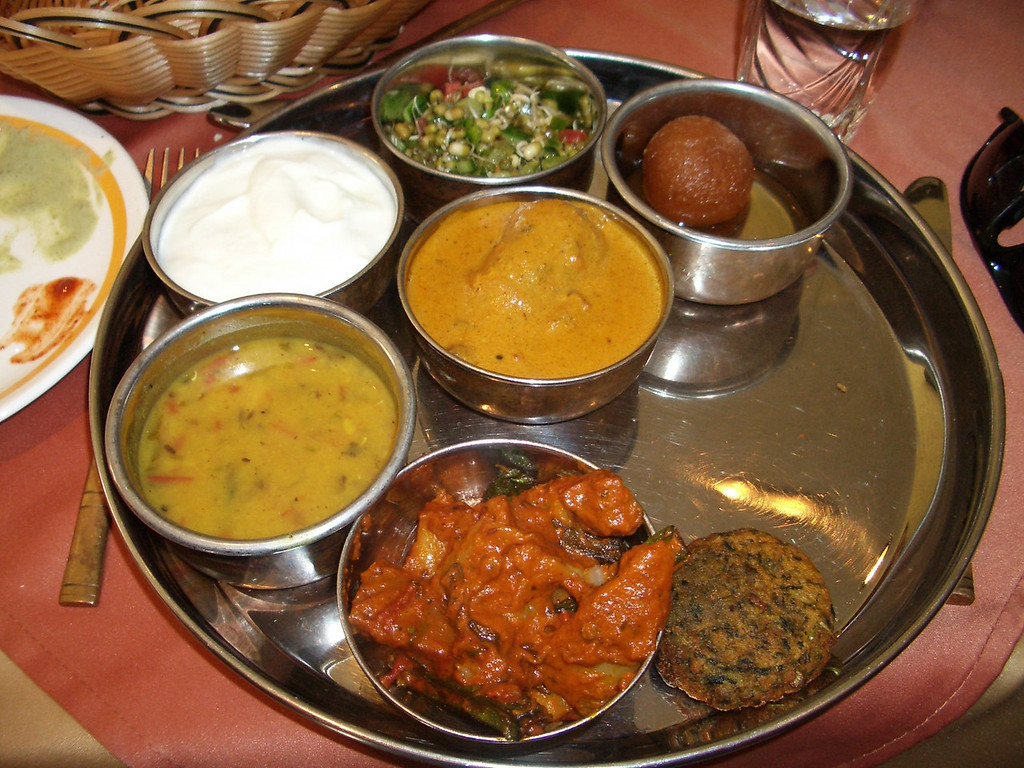 009 Indian Lunch