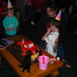 Easter, Cole's Birthday, Kenny Chesney Concert-2005