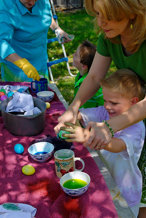 Easter, 2006 - Greenville