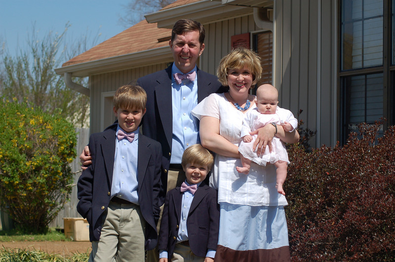 Family Easter PIcture