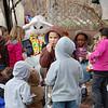 Kindergarten Easter Egg Hunt (4.10.09)