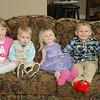 Isabel, Isaac, Stella, Caden