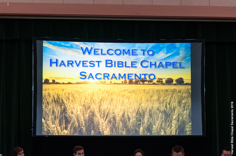 2014 Harvest Bible Chapel, Easter Service | C0098