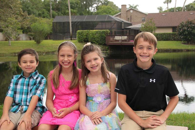 Shane, Dylan, Reese & Jake