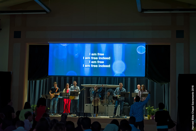 2015 Harvest Bible Chapel, Easter Sunday Service C0111