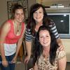 Delaney, Auntie Dana and Susan. Lookin good girls.