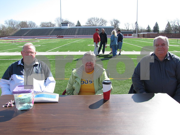 Bob Hart, Joleen Hart, and Jeff Jenkins