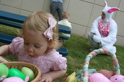 Easter Egg Hunt at Dayschool