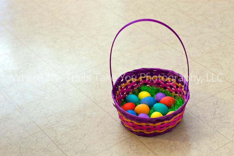 15  Eggs In A Basket