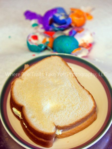 21  Egg Salad Sandwich