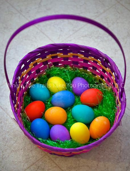19  Eggs In A Basket