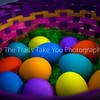 10  Colored Eggs