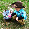 Diane Raver | The Herald-Tribune<br /> Jackson Struckman, 2, enjoyed looking for eggs.