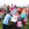 Diane Raver | The Herald-Tribune<br /> There were many activities for youngsters to participate in prior to the hunt including a coloring station.