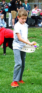 Diane Raver | The Herald-Tribune It was a beautiful afternoon for an Easter egg hunt.