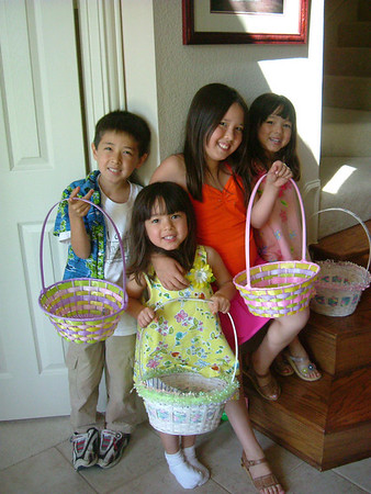 Easter in Dallas, 2006