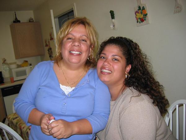 Rachel and Tamara
