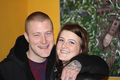 Brooke and Sean