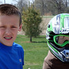 Travis and Wyatt on Easter ( 2010 )