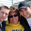 Lori with Cory and Alex on Easter ( 2010 )