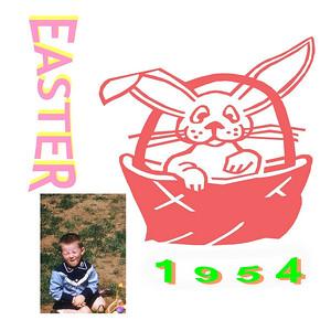 Easter - 1954