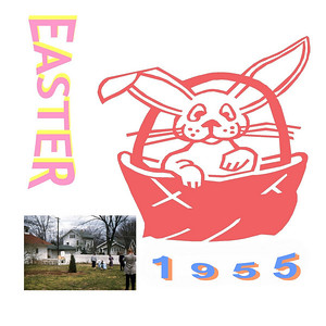 Easter - 1955
