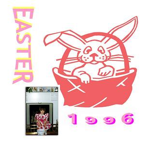 Easter - 1996