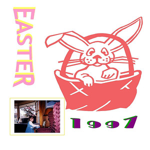 """""""Easter * 1997 30 March"""""""