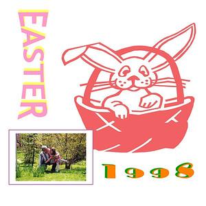 Easter - 1998