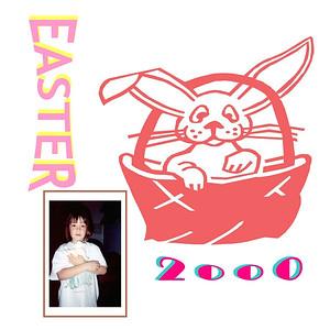 Easter - 2000