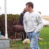 Daryl, TJ, Wayne Wolf and Grandma Kay on Easter Day  ( 2003 )