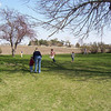 Taylor, Elainee, Hollie, Wyatt, Angie, Bryce, Travis Wolf and Nicole hunting for eggs  ( 2004 )