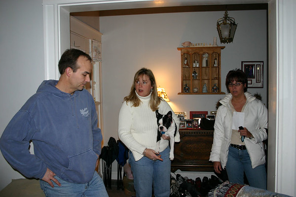 Phil, Mary and Lori and Dallas  ( 2005 )