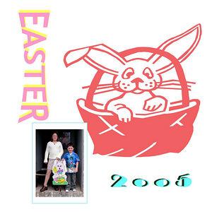 Easter -  2005