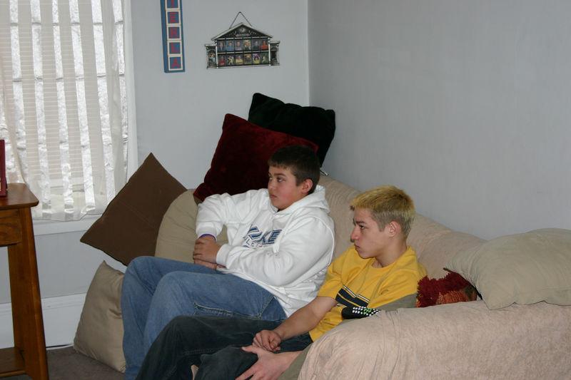 Travis Bisenius and Alex  ( 2005 )