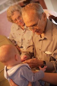 Great Grandpa and Robert