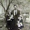Easter 1954 Tenbroeck Avenue