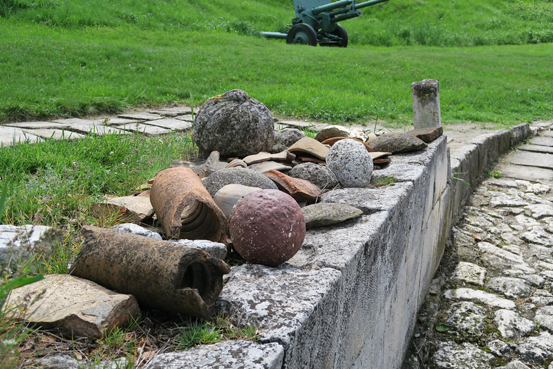 Bulgaria - Silistra Fort 92