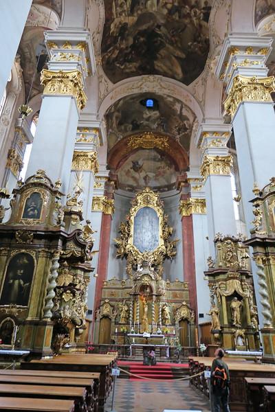 Czech Republic - Prague - St Giles Church 004