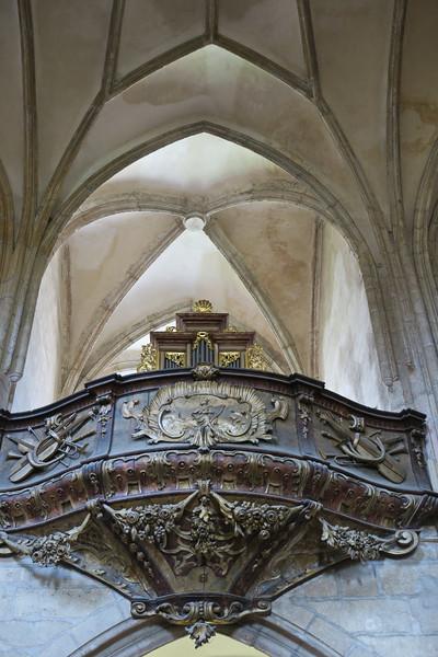 Czeck Republic - Kutna Hora - Saint Barbara's Church 42