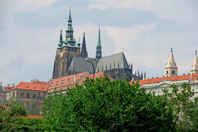Czech Republic - Prague - Vitava River Cruise 046